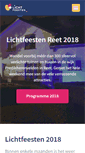 Mobile Preview of lichtfeestenreet.be